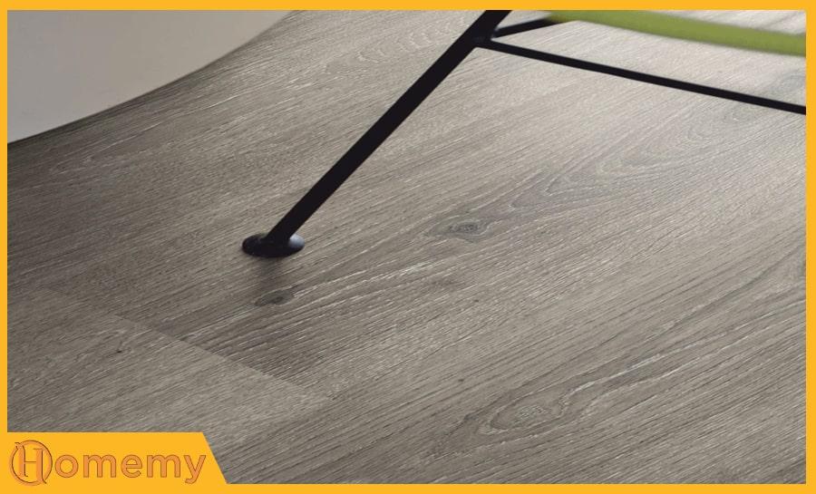 sàn gỗ màu xám trắng