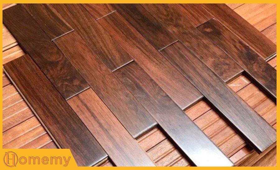 sàn gỗ quận 10