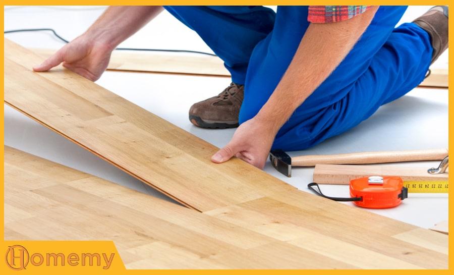 sàn gỗ giá rẻ quận 10