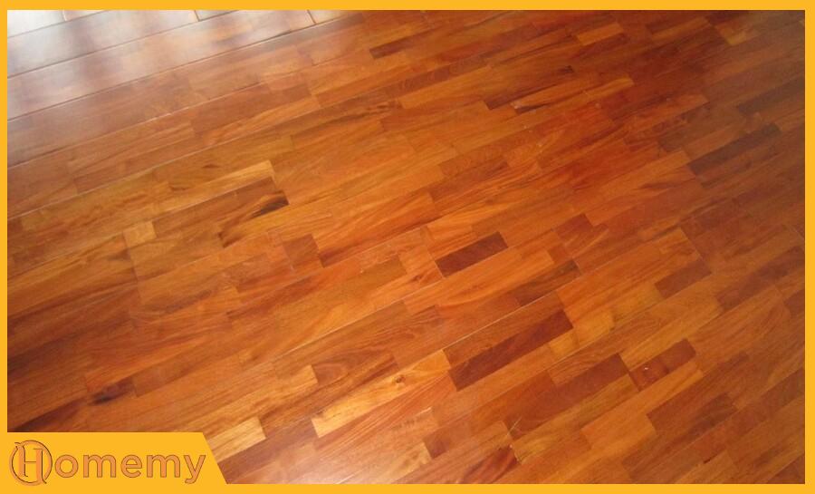 Sàn gỗ Quận 3