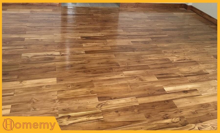 Sàn gỗ Quận 9 đẹp