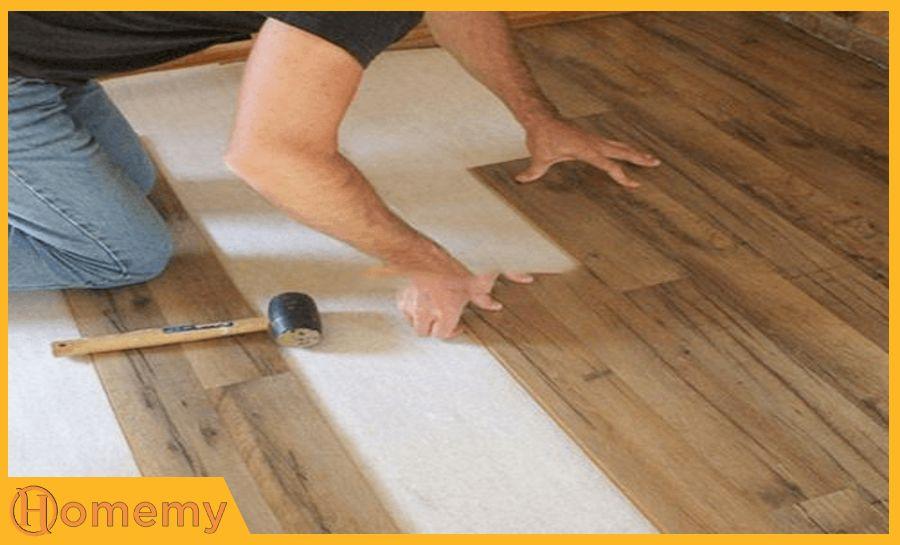 sàn gỗ quận tân bình
