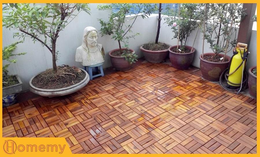 sàn gỗ tân phú
