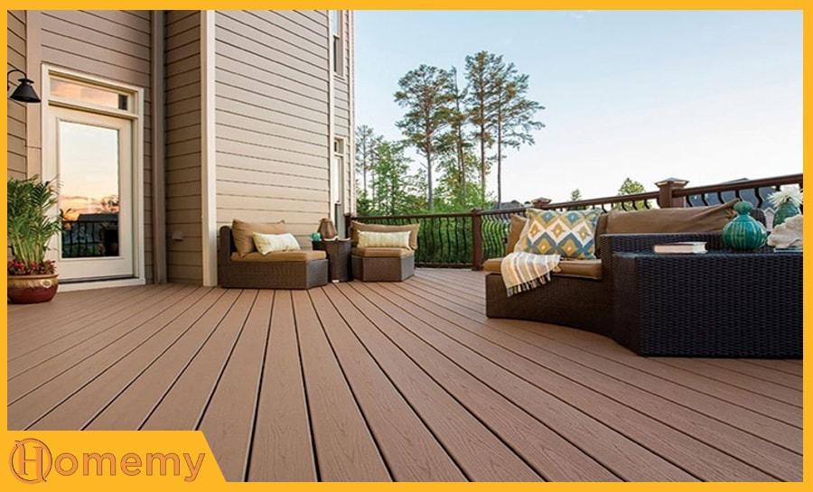 sàn gỗ tự nhiên có giá thành rẻ