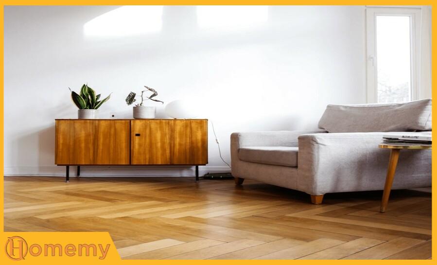 Sàn gỗ tự nhiên chính hãng