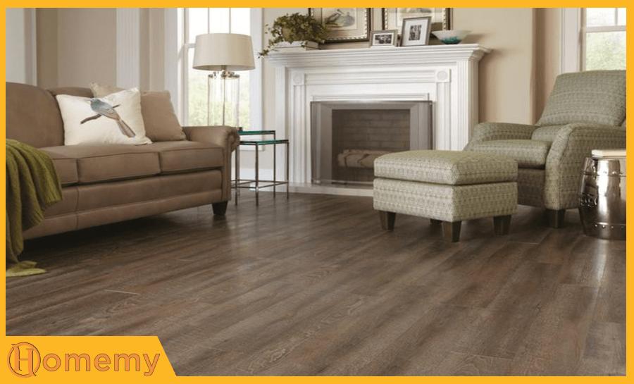 sàn gỗ dán giá rẻ