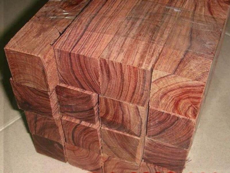 so sánh gỗ trắc và gỗ cẩm lai