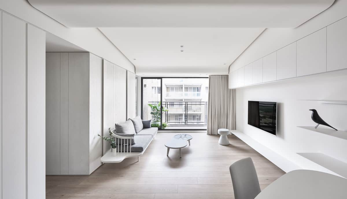 các phong cách kiến trúc nội thất