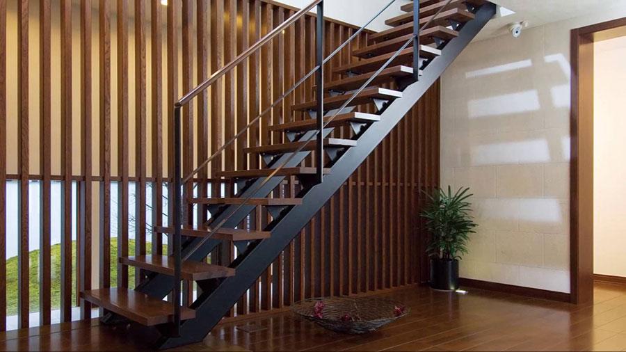 cách làm cầu thang gỗ đơn giản