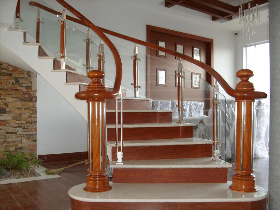 cách làm cầu thang gỗ
