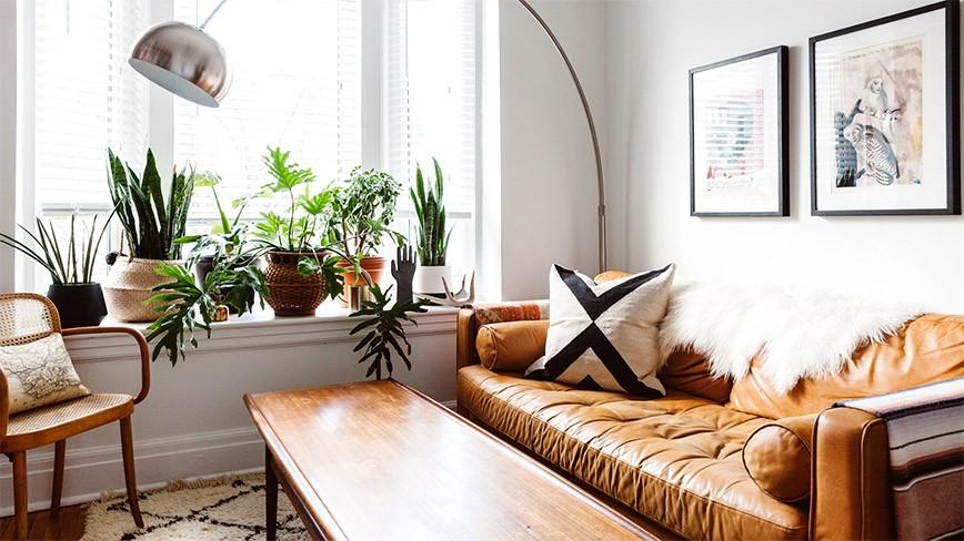 cách trang trí nội thất cho nhà nhỏ