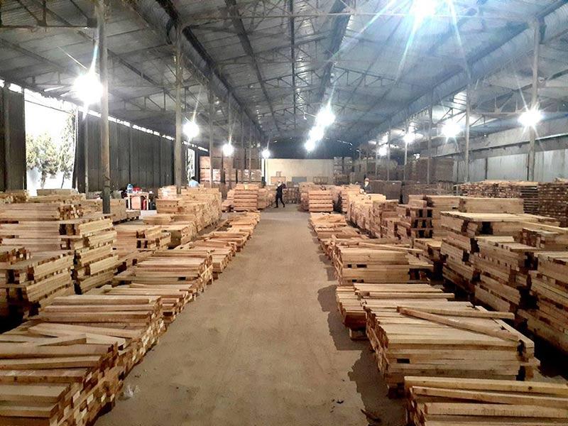 xử lý gỗ chống mối mọt