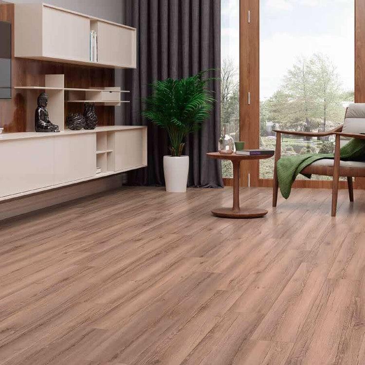 Bảo đảm khi lắp sàn gỗ chung cư