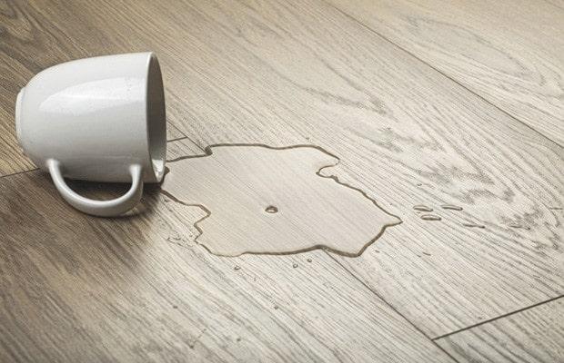 Sàn gỗ chịu nước tốt
