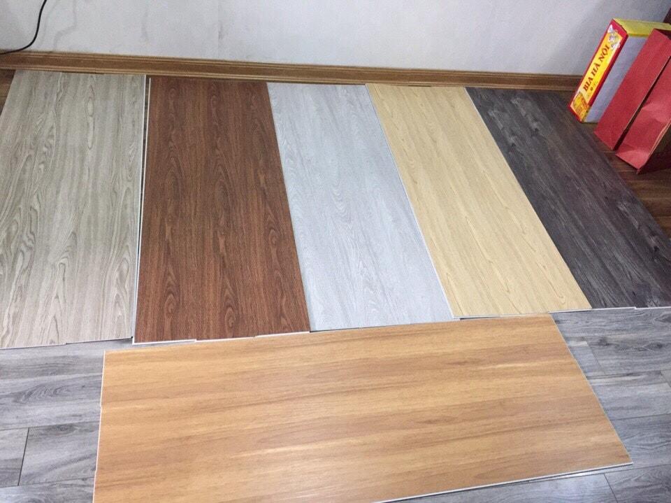 So sánh sàn nhựa và sàn gỗ