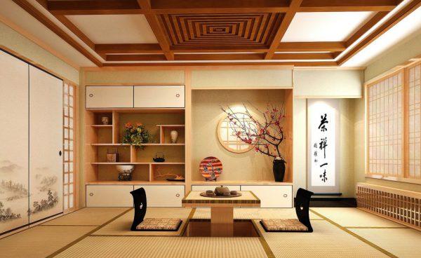 thiết kế nhà đơn giản theo phong cách nhật bản