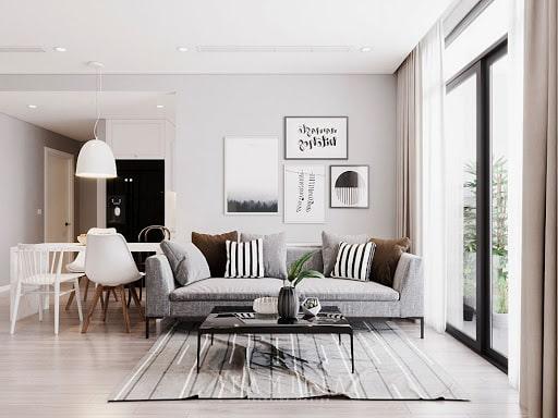 scandinavian – phong cách thiết kế nội thất bắc âu