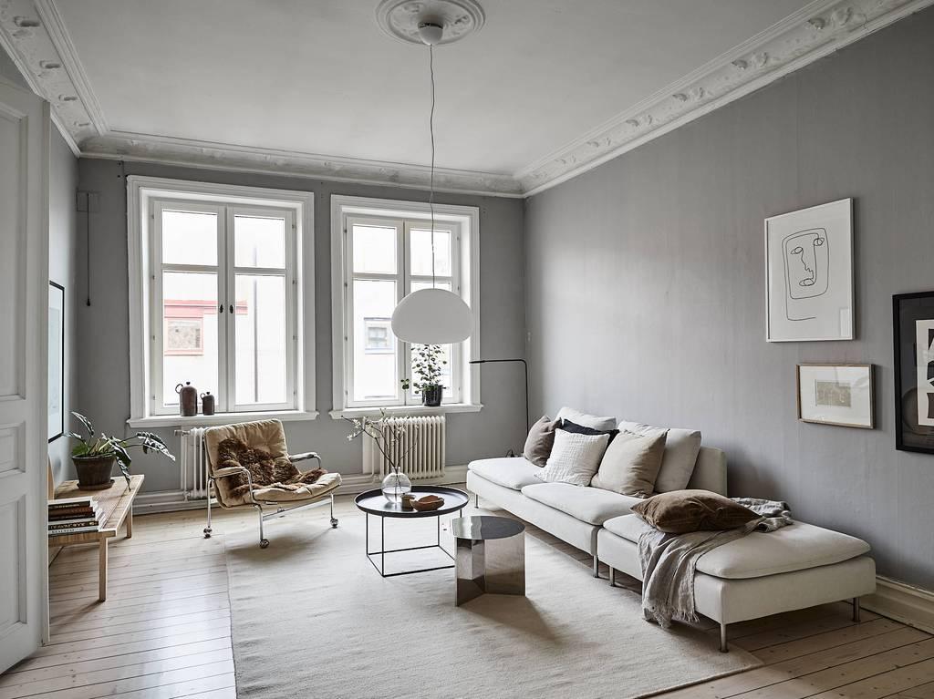 trang trí nội thất phòng khách nhà ống đẹp