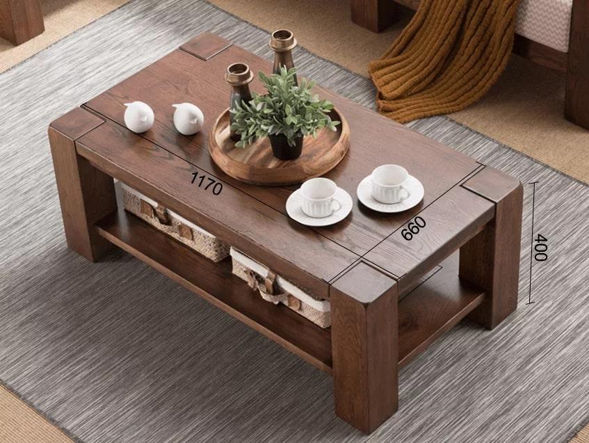 trang trí bằng đồ gỗ