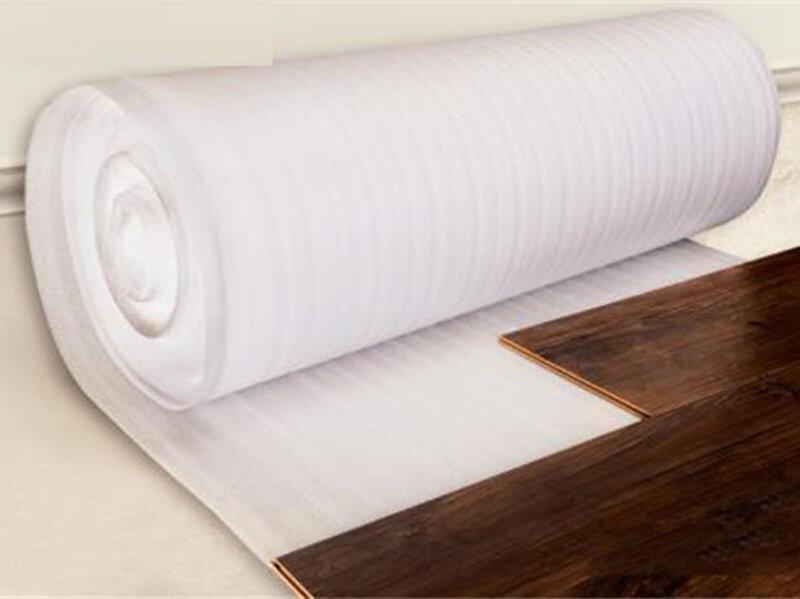 xốp lót sàn gỗ