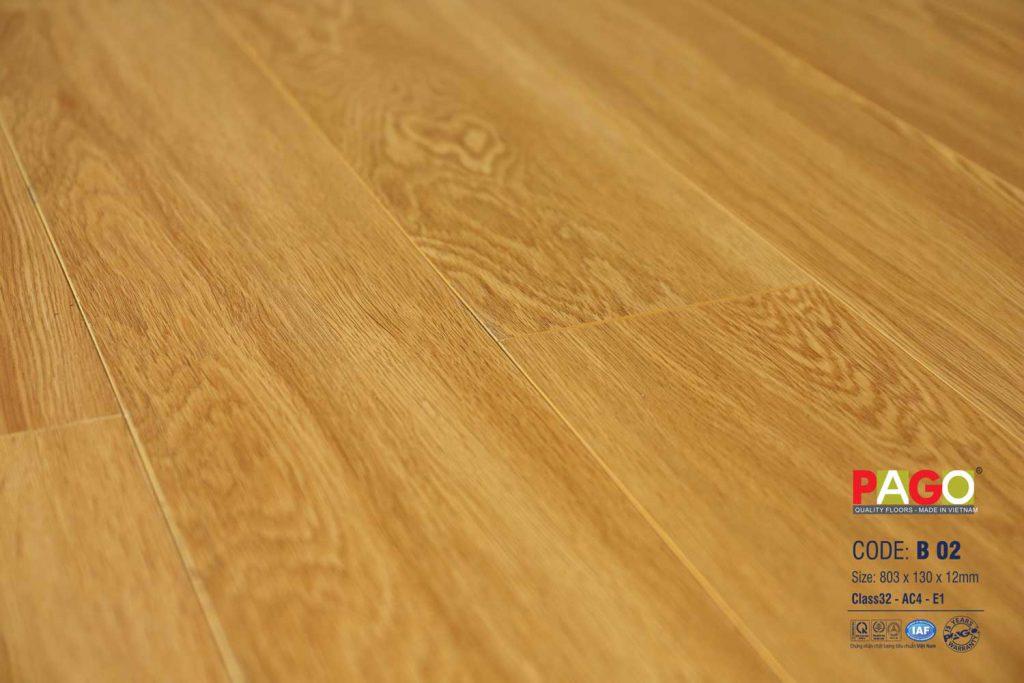 Báo giá sàn gỗ công nghiệp