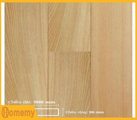 Sàn gỗ Pơmu 900mm