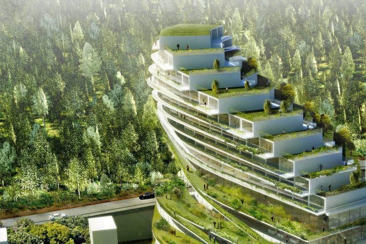 Chất lượng nhà kiến trúc xanh