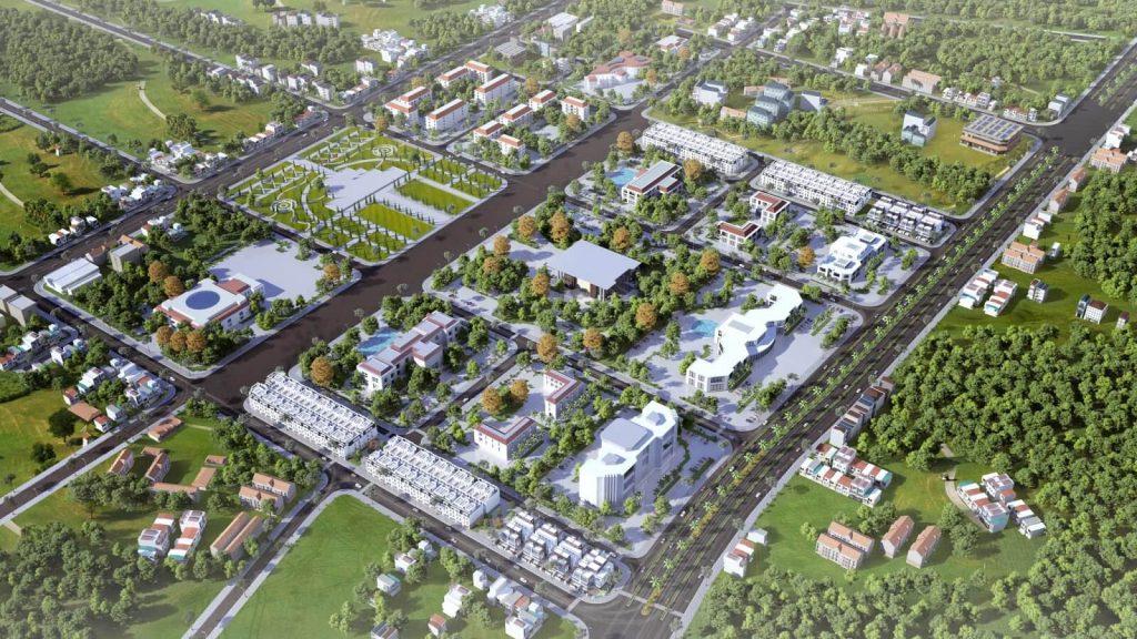 Thiết kế cảnh quan đô thị chuyên nghiệp