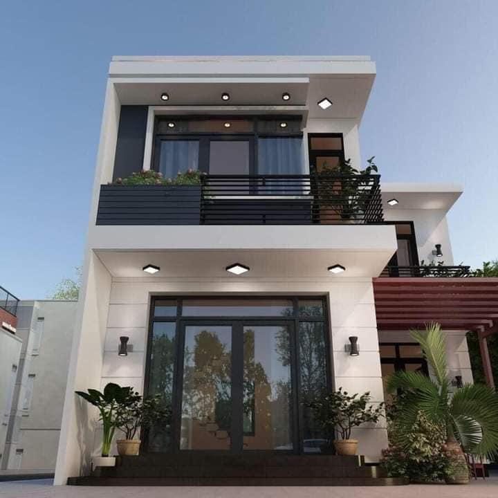 Nhà ở 2 tầng thiết kế hiện đại mà bạn nên lựa chọn để xây dựng
