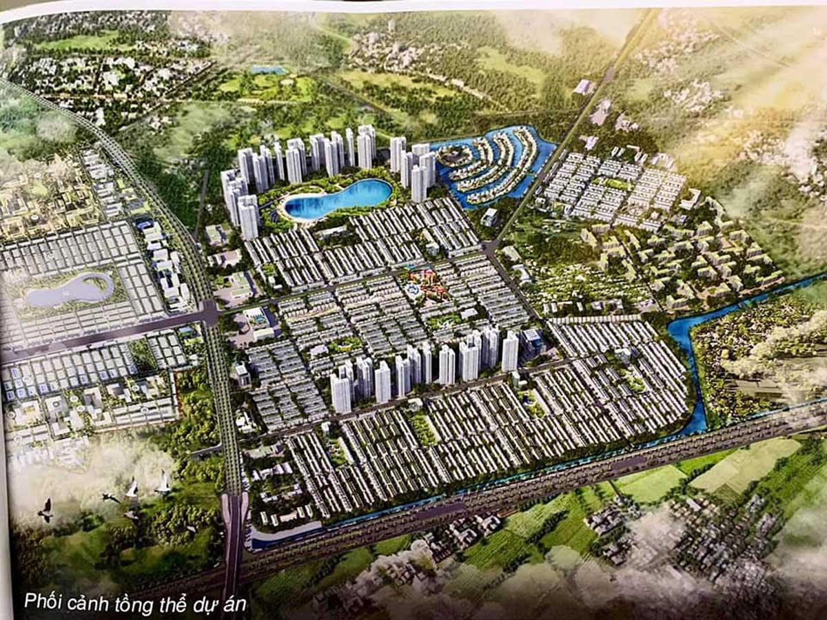 Vinhome dream city